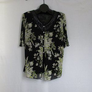 APPOINTMENTS BLOUSE * SZ 3XL
